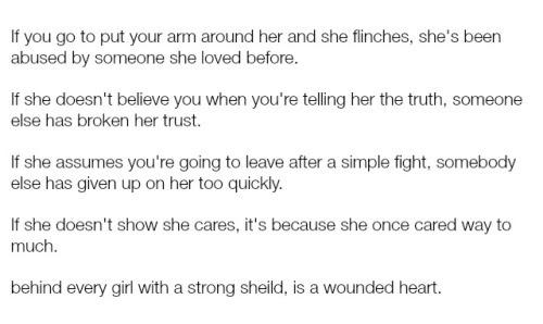 Depressed Sad Hurt Leave Heartbroken Wounded Abuse Fight Strong I
