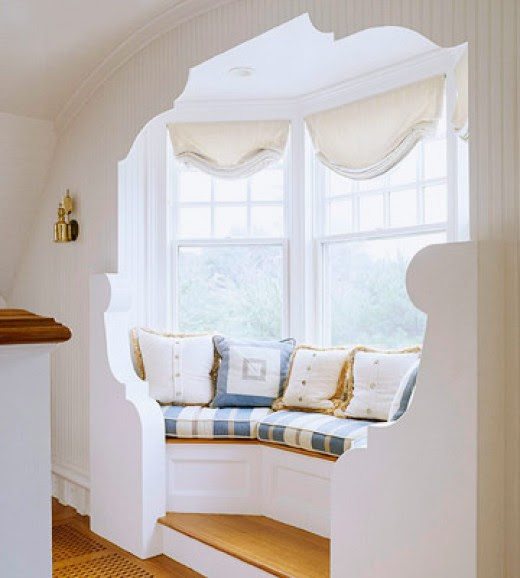 Bay Window Decorating Ideas | Shelterness