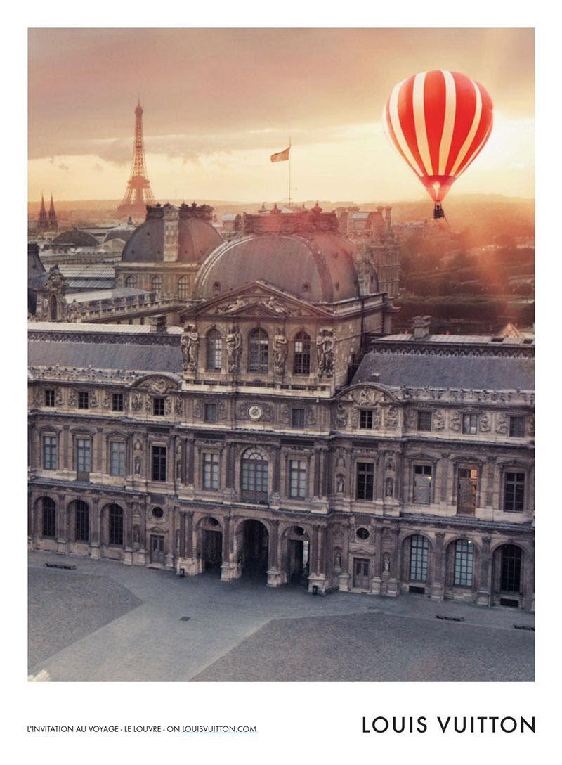 louis vuitton6 Arizona Muse Takes Flight for Louis Vuittons L'invitation au Voyage Campaign by Inez & Vinoodh