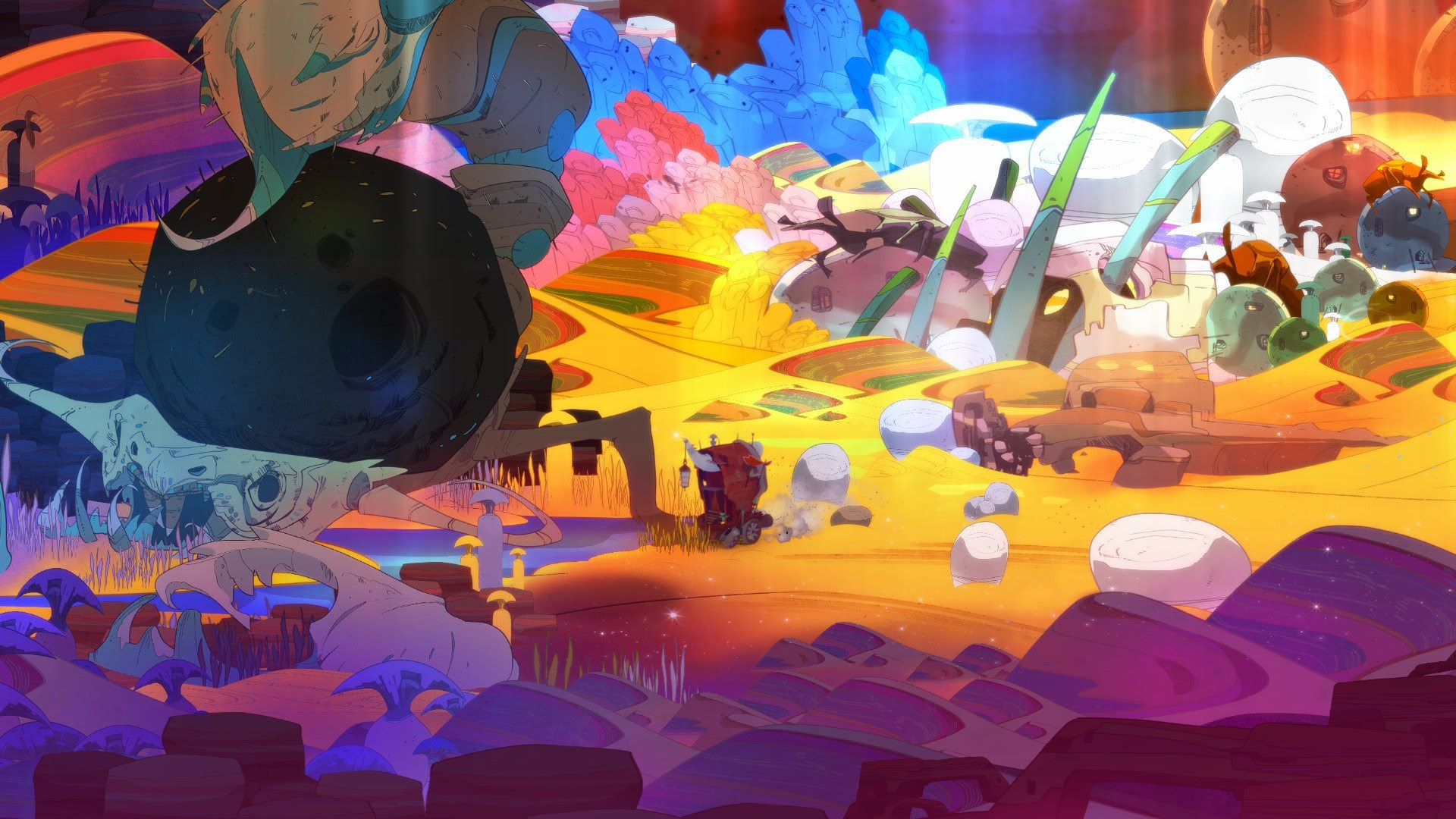 Pyre's fictional language has real linguistic roots screenshot
