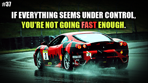Car Racing Quotes And Sayings Quotesgram Sport Car Lover