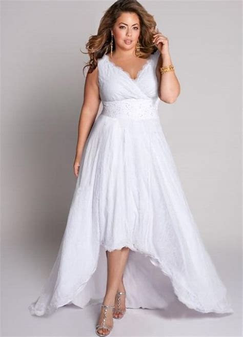 cutethickgirls.com plus size casual wedding dresses (05) #