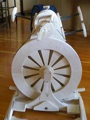 SpinOlution Mach 1 Wheel, with bobbins!