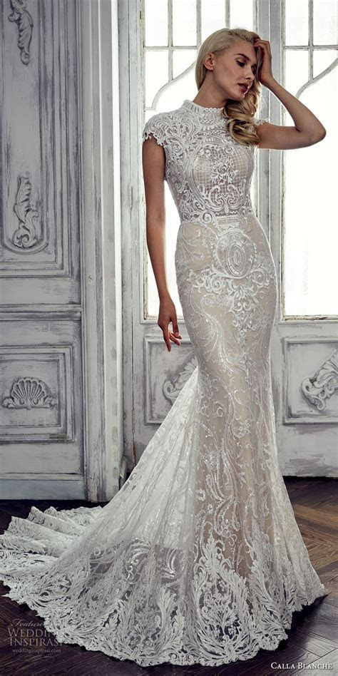 1000  ideas about Fitted Wedding Dresses on Pinterest