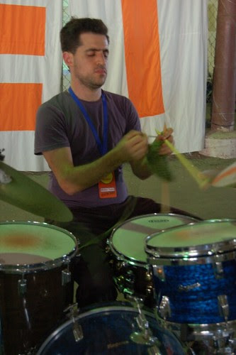 Corey Fogel, Purl Drums