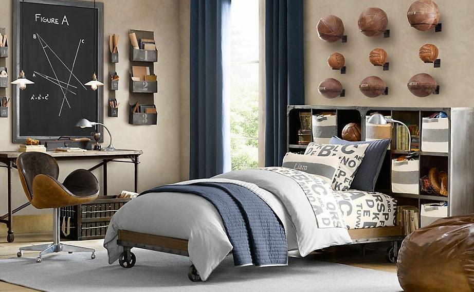Best Image of Boys Sports Bedroom Ideas | Ryan Nicolai