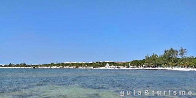 Praias Punta Esmeralda e Xpu-ha em Playa del Carmen, México