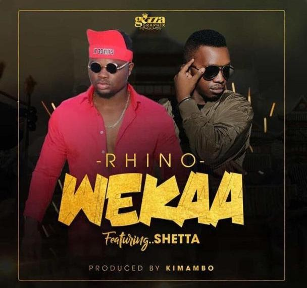 DOWNLOAD AUDIO: Rhino Ft Shetta – Wekaa