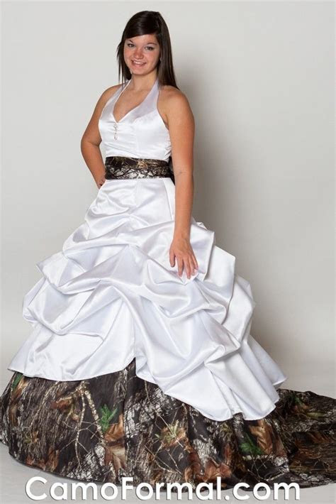 14 best images about Camo Wedding Dresses on Pinterest