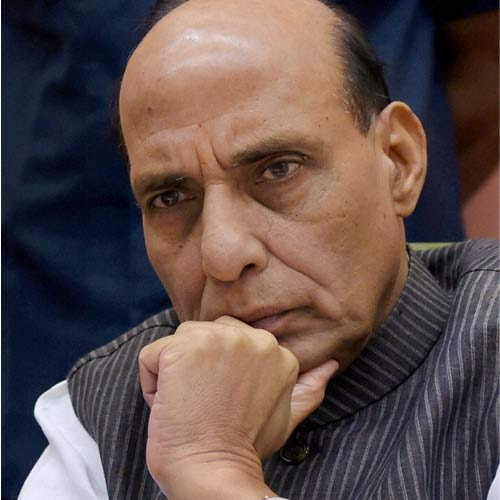 Rajnath Singh File Photo