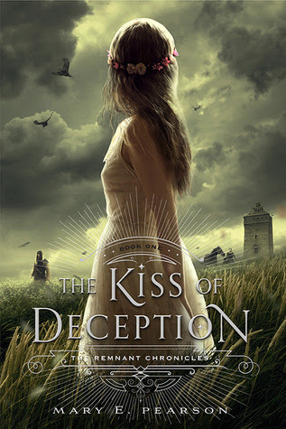 Image result for the kiss of deception series