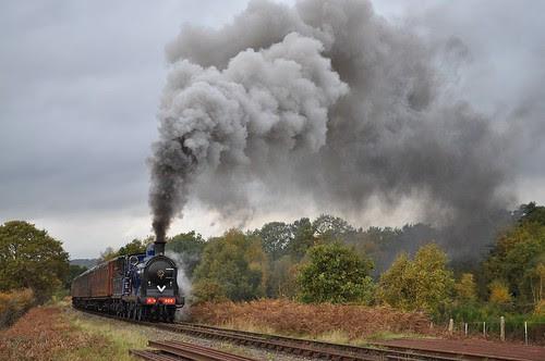 Caledonian Smoke