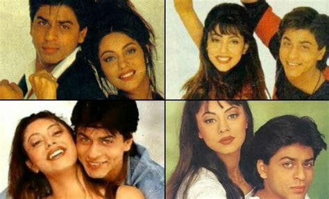 Wedding Anniversary Special: Shah Rukh Khan and Gauri 22