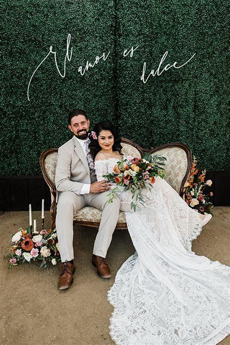 Spanish Style   Rose Inspired Wedding   Friar Tux