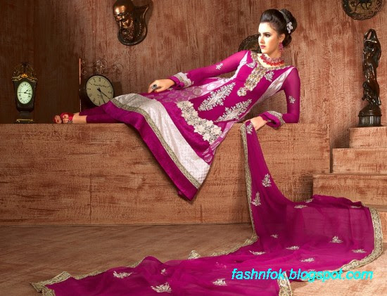 Anarkali-Fancy-Bridal-Wedding-Wear-Frocks-Dress-New-Fashionable-Designs-Collection-1