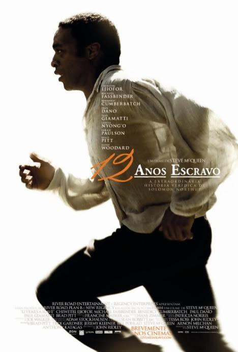 Poster do filme 12 Anos Escravo