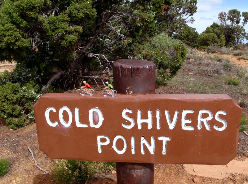 Cold Shivers Point, Colorado National Monument