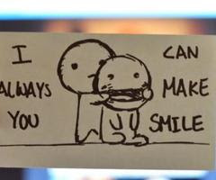 I Can Always Make You Smile Love Quote Quotespicturescom