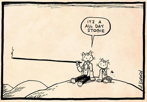 Laugh-Out-Loud Cats #2459 by Ape Lad