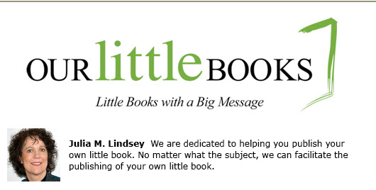 julia lindsey our little books self-publishing