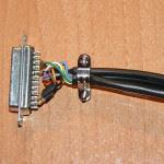 Cable euroconector para Amiga con audio - 1