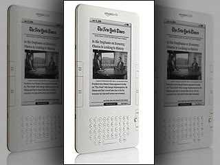 Amazon Kindle: Library on your hands