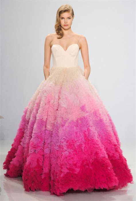 The Biggest Trends and Best Gowns from Bridal Fashion Week