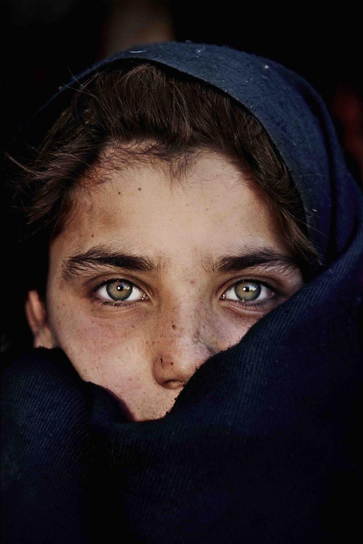 afghan eyes