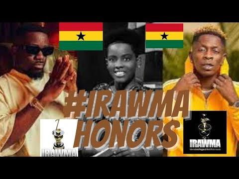 Ghanaian Artists (Shatta Wale, Sark, Dj Switch & Kwame Yeboah) Put Africa On Da Map @ IRAWMA 2021