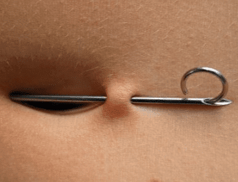Belly Button Piercing Pain Infection Level After A Year 3 Months