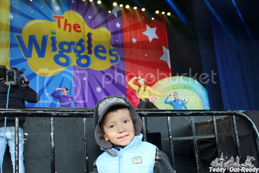 The Wiggles Ted
