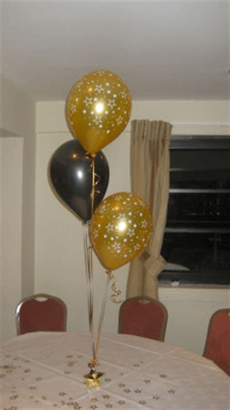 3 Balloon Table Decorations