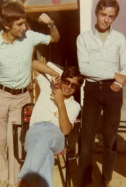 Vingt ans à Aullène dans les années 70 et les années 80