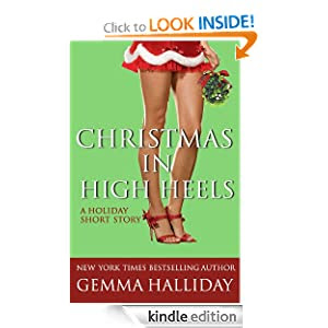 Christmas in High Heels (High Heels Mysteries)