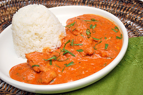 Instant Pot: Chicken Makhani (Indian Butter Chicken)