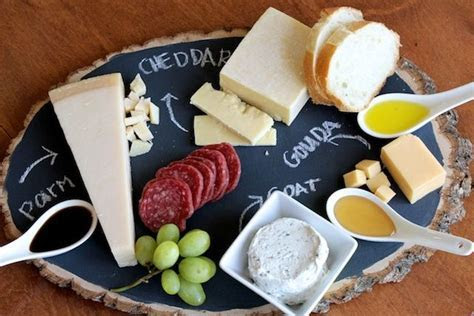 chalkboard cheese platter   DIY   Pinterest   Studying