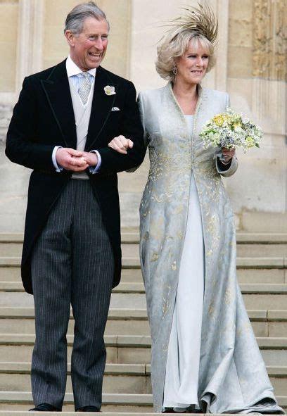 Camilla Parker Bowles and Prince Charles, 2005