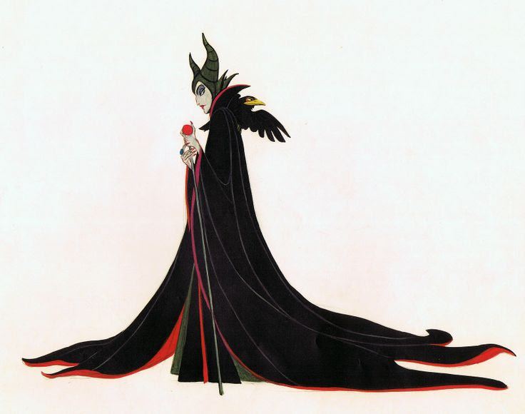 Maleficient by Marc Davis