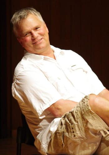 richard dean anderson alias macgyver en2010 àsydney.