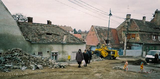 Sibiu in the preparation for the European cultural Capital 2007
