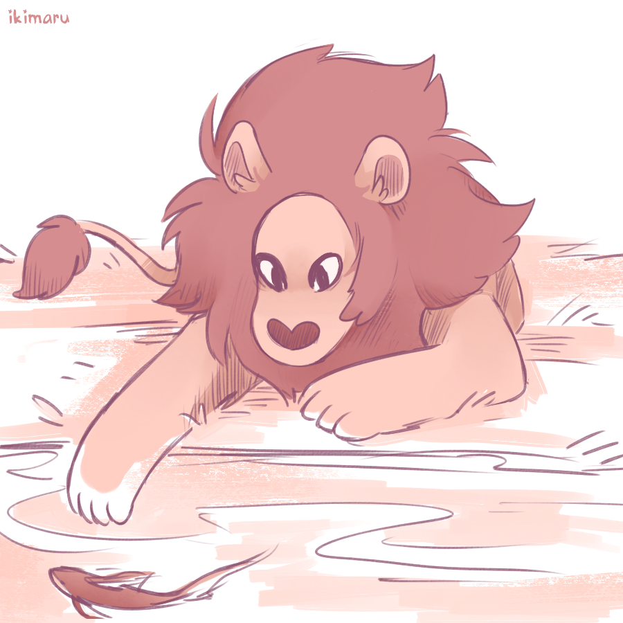 some Lion for @mycheeze from last month's patreon suggestion pool! B)