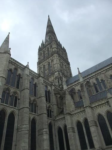 Salisbury Cathedral steeple
