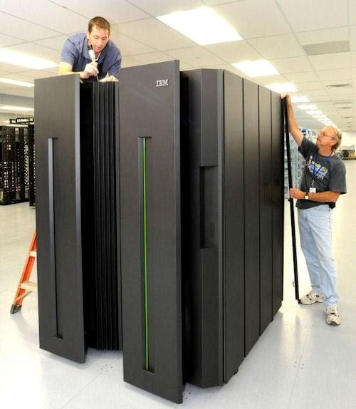 IBM Introduces World's Fastest Processor: 5.2GHz Enterprise Chip - HotHardware