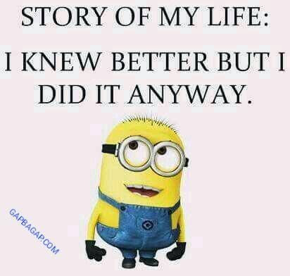 23 Minions Facebook Quotes Funny Minions Memes