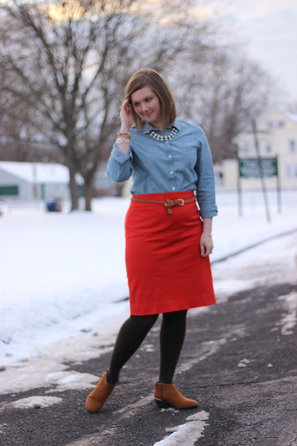 red chambray 5