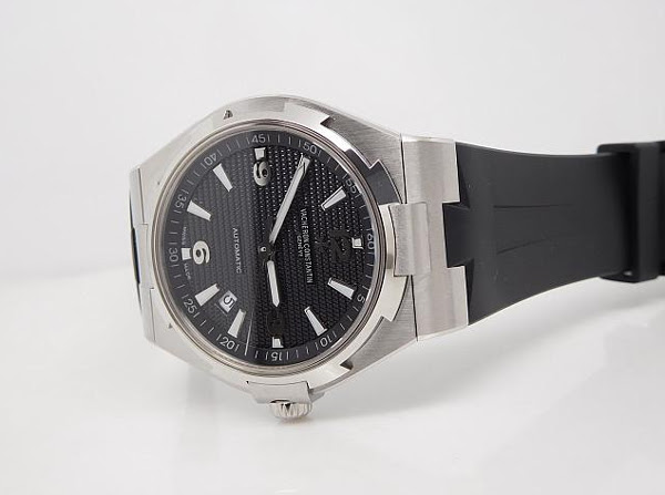 Vacheron Constantin Overseas Steel Case