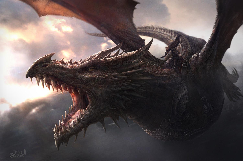 Balerion (Juego de Tronos)