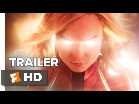 Captain Marvel Trailer #1 (2019)