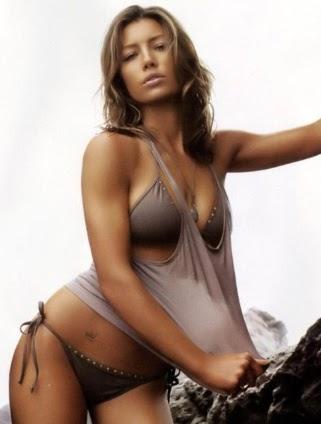 Jessica Biel, actress and model