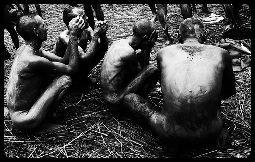Naga Sadhus Shahi Snan At The Sangam by firoze shakir photographerno1